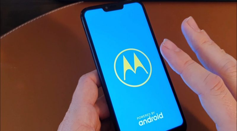 Review + Test zum Motorola Moto G7 Power