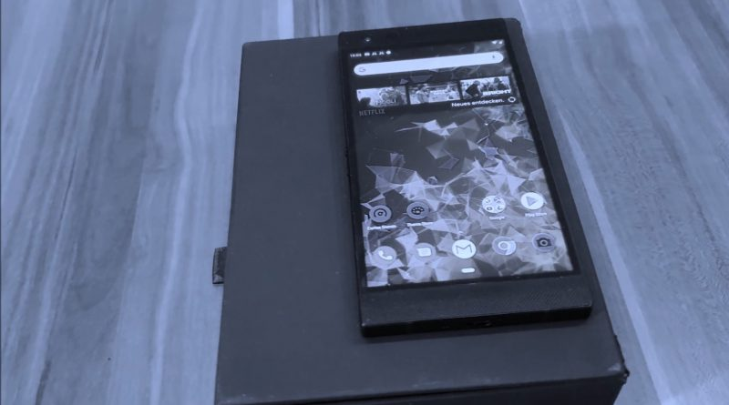 Review + Test zum Razer Phone 2