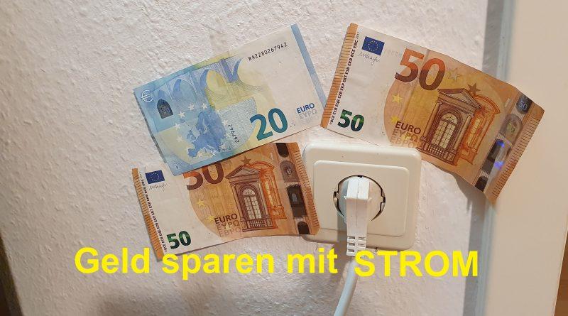 Geld sparen beim Stromanbieter - ohne zu wechseln!