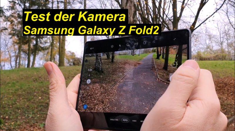 Test der Kamera vom Samsung Galaxy Z Fold2 | SeppelPower