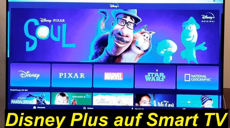 Disney Plus auf dumme Smart TVs bekommen (Samsung) - SeppelPower