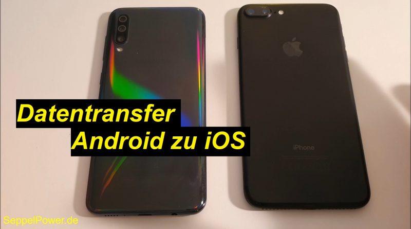 Tutorial: Daten zwischen Android und iOS transferieren (MobileTrans) | SeppelPower.de
