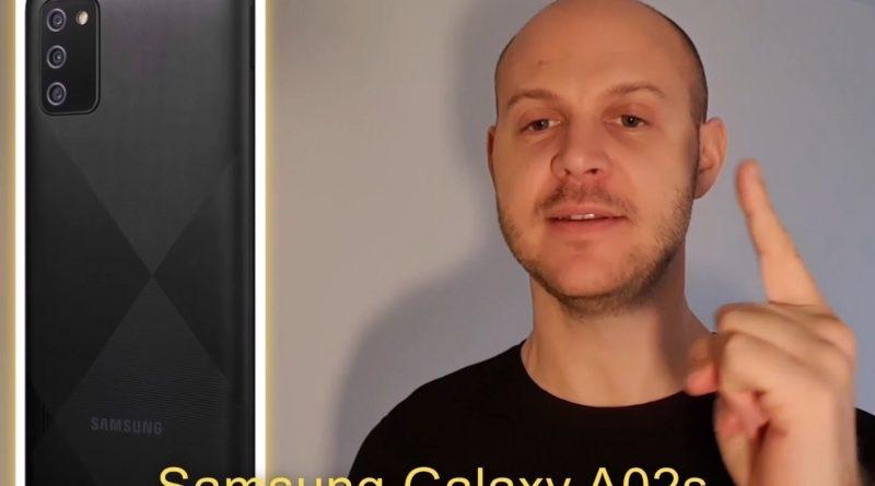 Samsung Galaxy A02s Vorschau _ SeppelPower