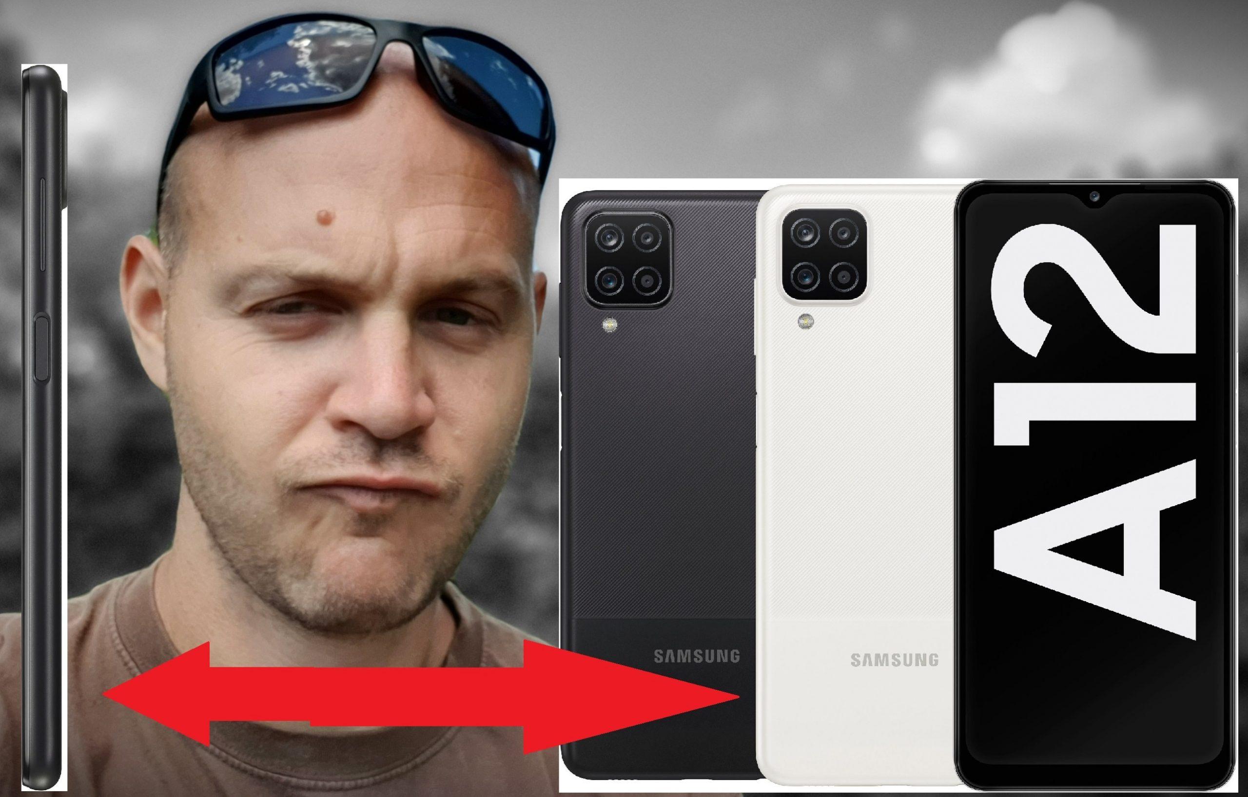 Samsung Galaxy A12 Vorschau