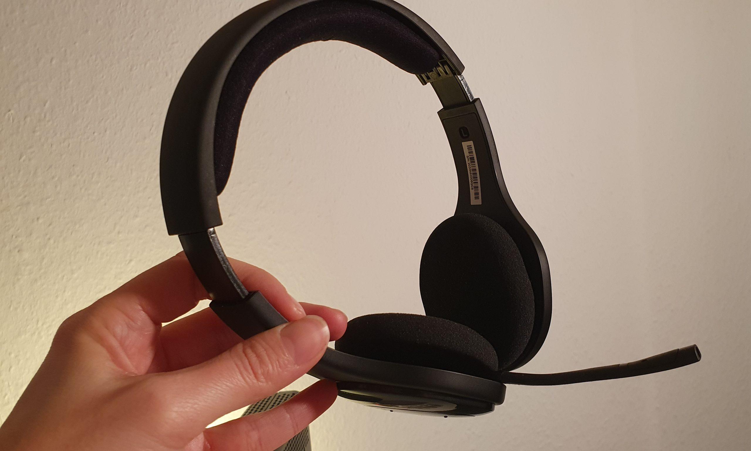 das Logitech H800 gibt mir Wums auf die Ohren