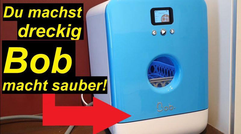 Bob die SpülmascBob die Spülmaschine, Bob macht das! Test!