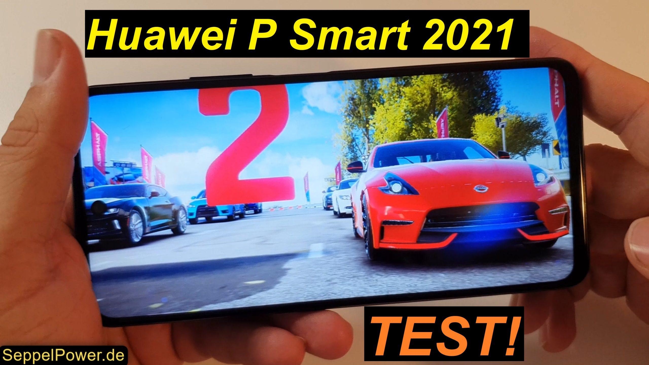 Huawei P Smart 2021 - SeppelPower