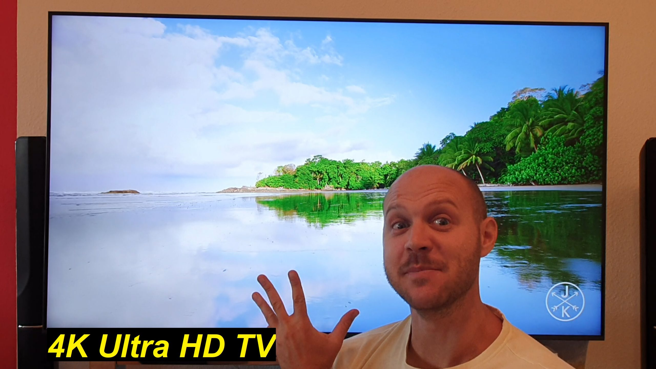"""ein neuer 4K Ultra HD TV für SeppelPower: Samsung 55"""" (AU7179)"""
